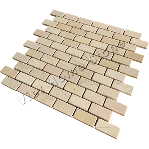 Yellow Brick Mosaic