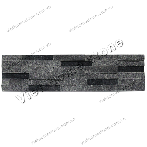 Crystal Black Marble Wall Panel