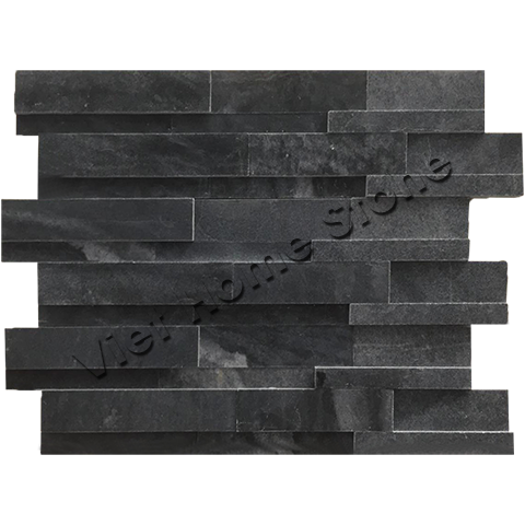 Crytal Black 3D Wall Panel