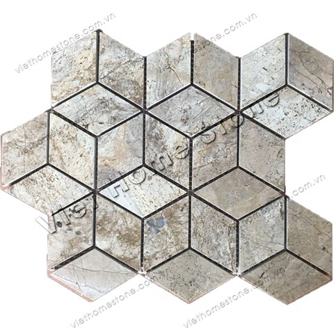 Diamond Marble Mosaic
