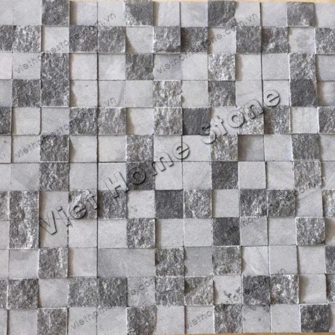 Crystal White Marble Wall Panel