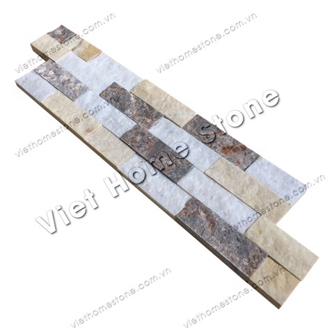 Mixed Colors Marble Wall Panel
