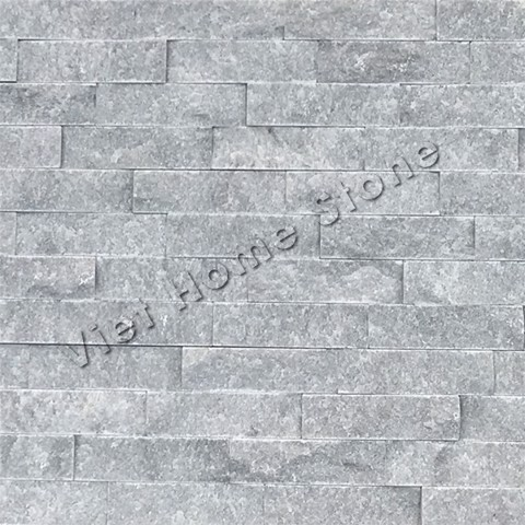 Mouse Grey Ledger Marble Wall Panel