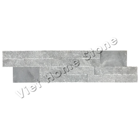 Mouse Grey Mix big chip Marble Wall Panel