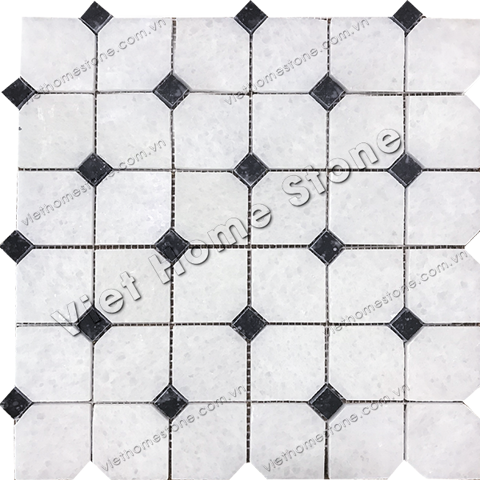 Octagon Marble Mosaic