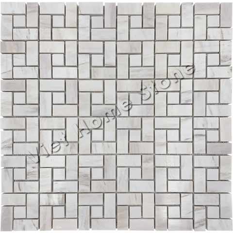 Magic Square Marble Mosaic