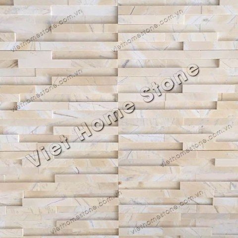 Yellow Marble Wall Panel