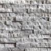 Pure grey marble wall panel