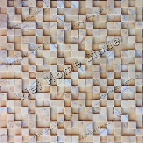 Square Marble Mosaic