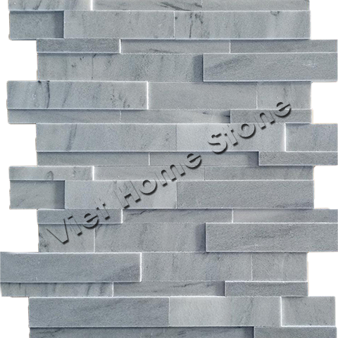 Stormy Grey 3D Wall Panel