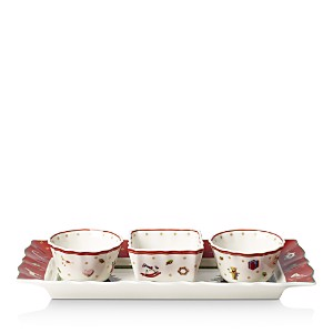 set dung nuoc cham villeroy boch dip set 3 tlg toy s delight