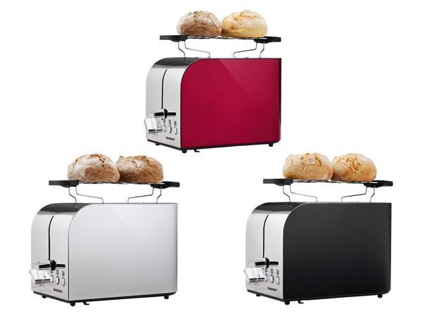 may nuong banh mi silvercrest toaster sts 1000 a1 nhap duc