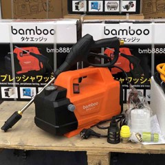 may rua xe bamboo 8888 2000w new