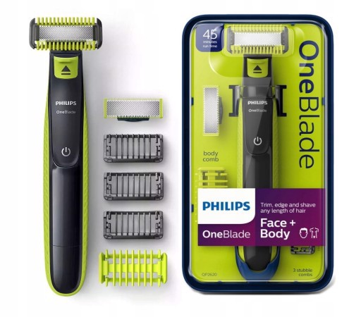 may cao rau mat tao kieu rau va co the philips oneblade qp2620 20