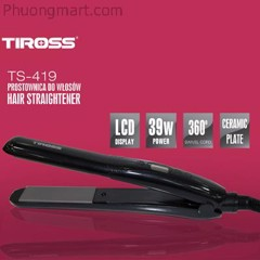 may la toc tiross ts 419