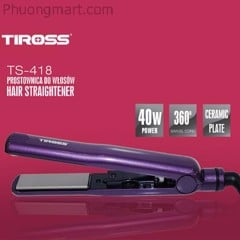 may la toc tiross ts 418