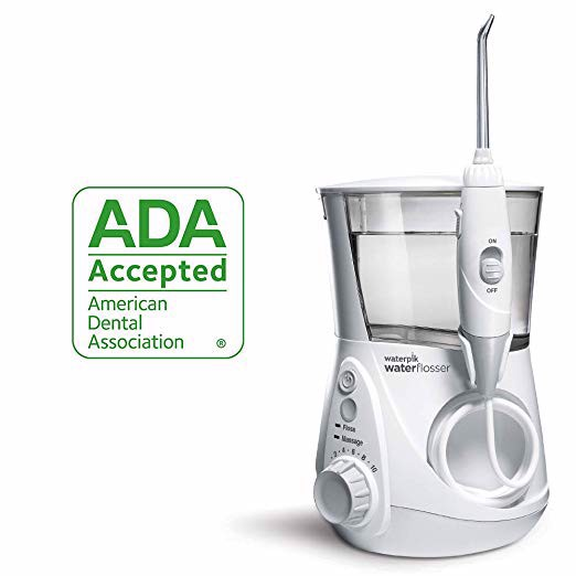 may tam nuoc waterpik aquarius water flosser wp 660