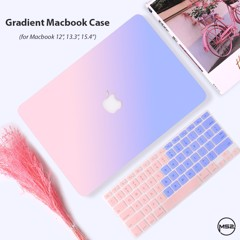 Ốp lưng Macbook Gradient (for Macbook 12