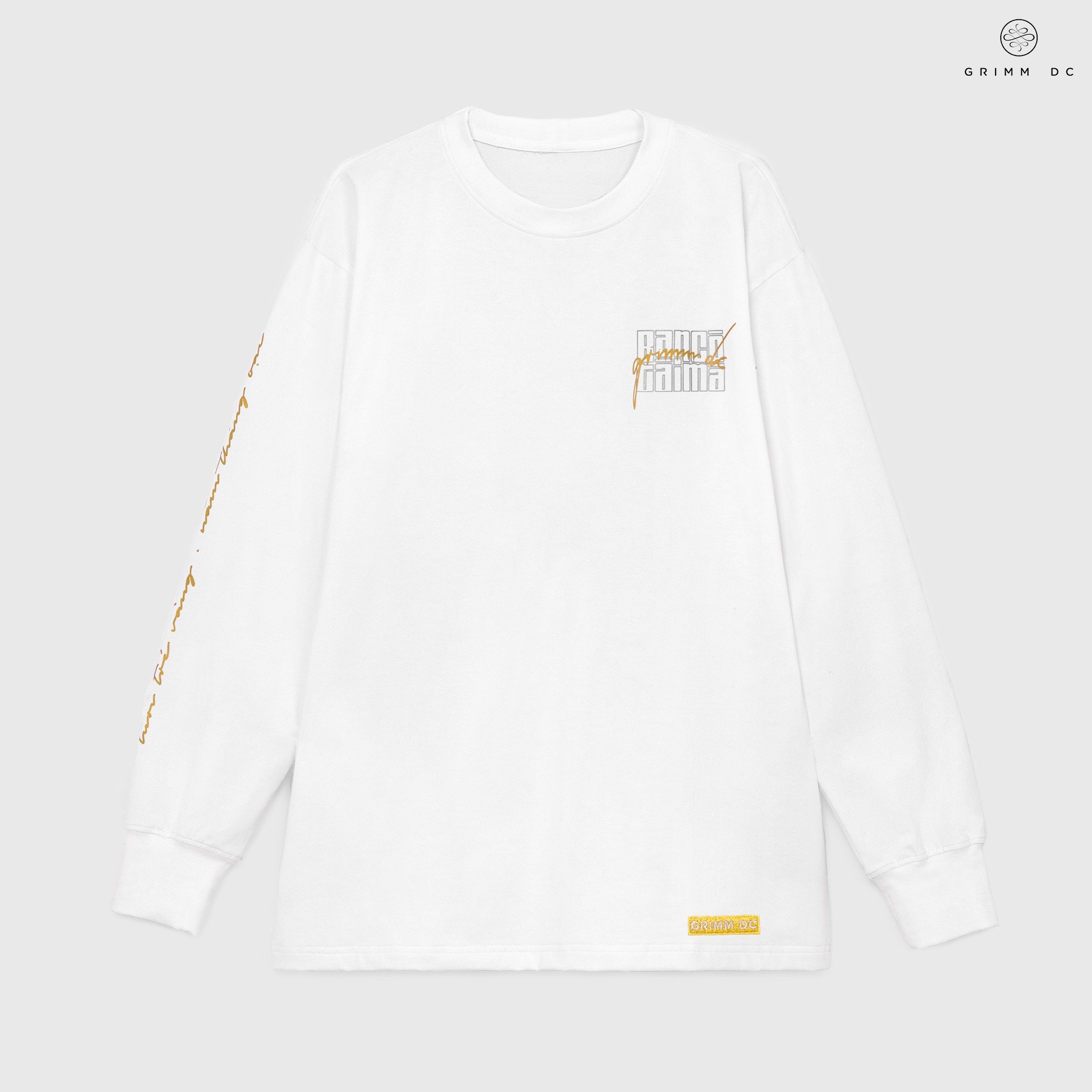 Long sleeve SCHDTX - White