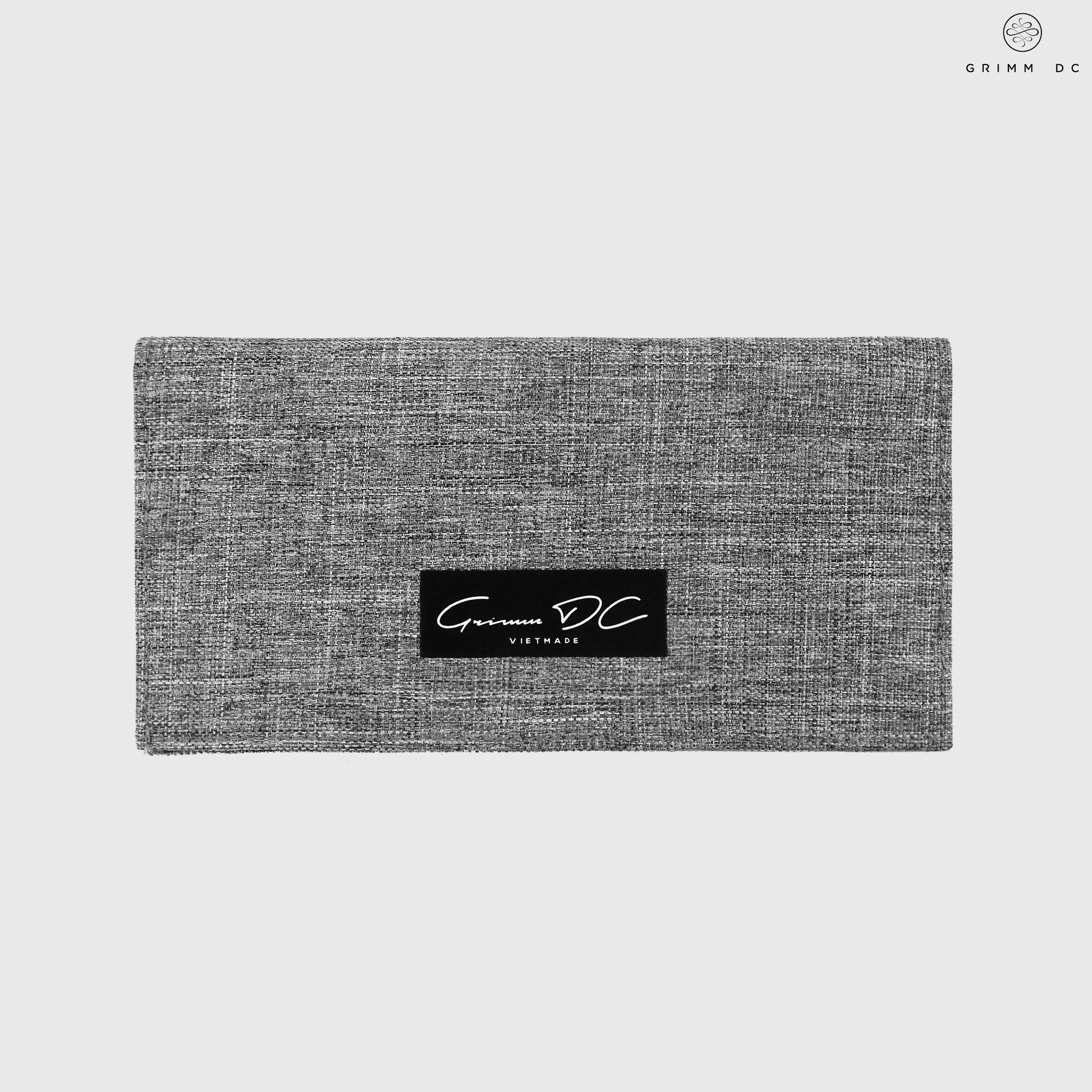 The Manner Wallet II // Smoky grey
