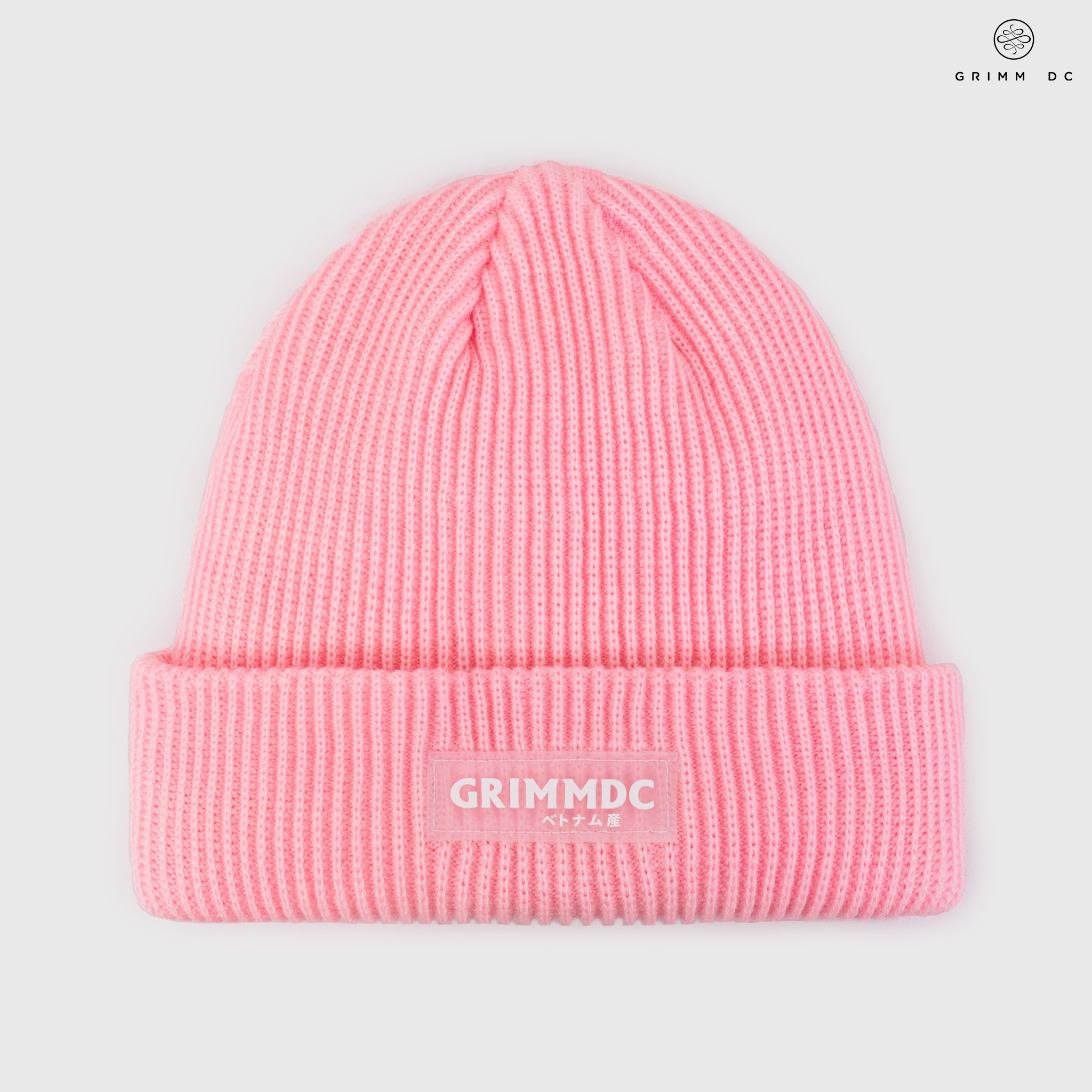Low-top beanie | Pink