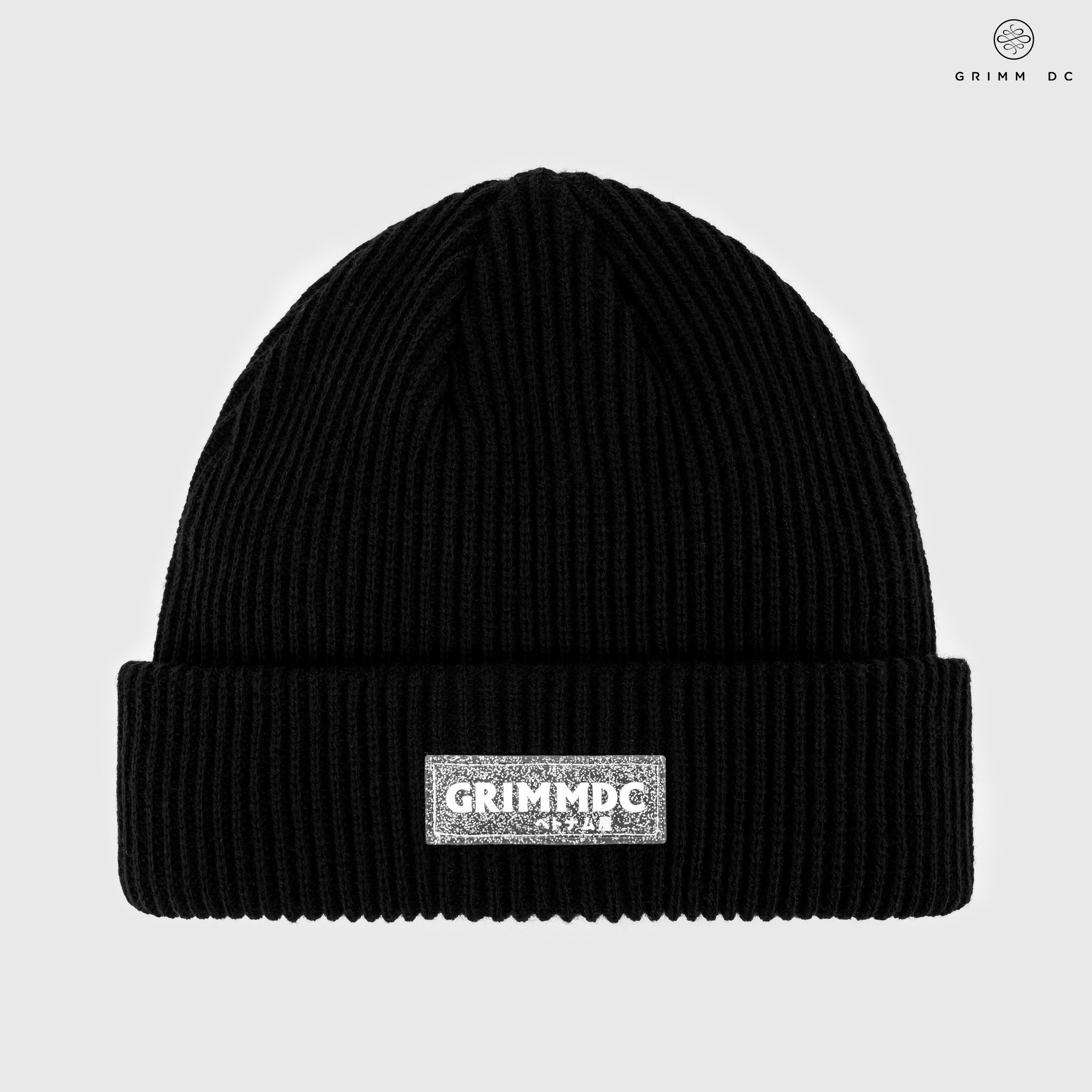 Low-top beanie | Black