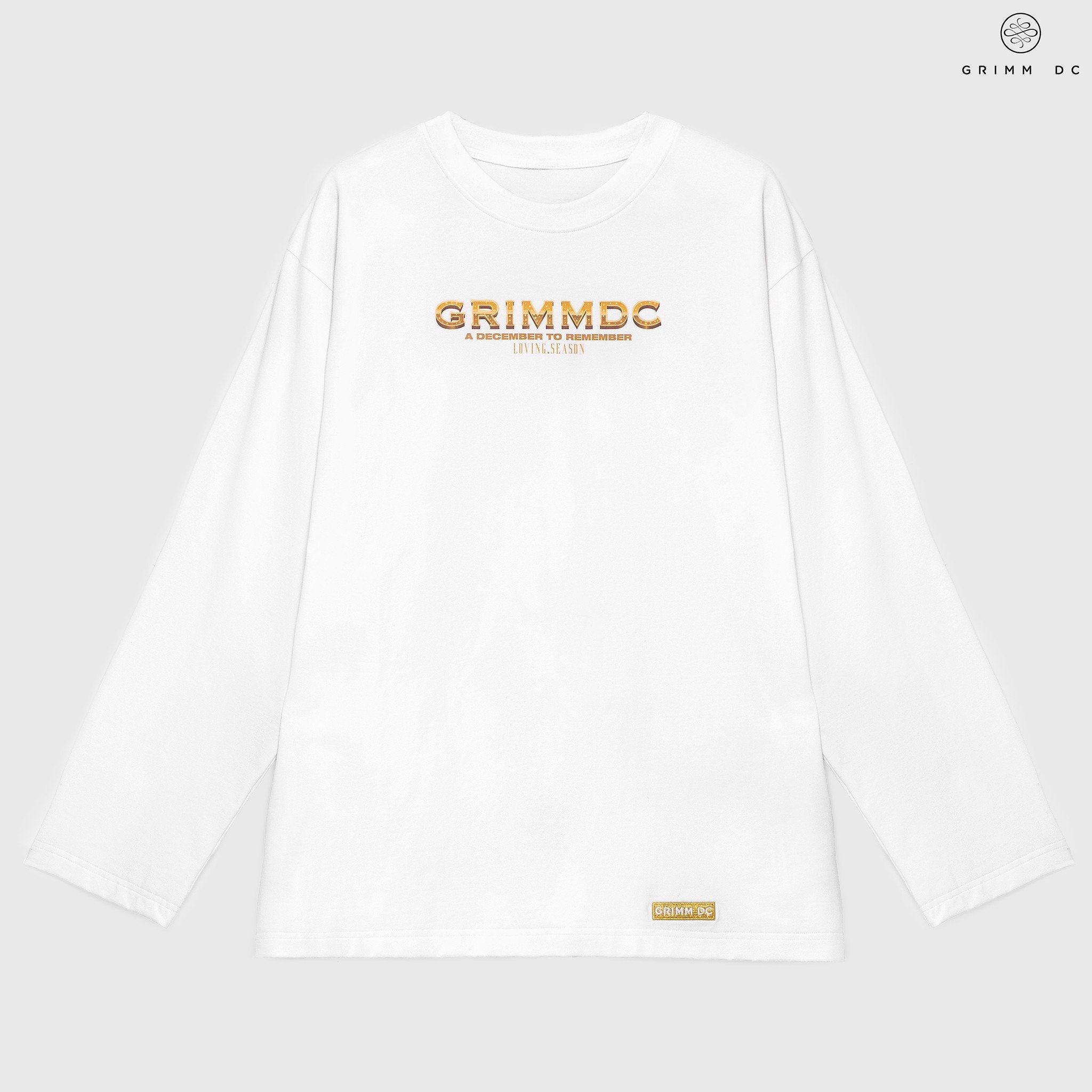 Long sleeve Noel No-end ss.02 - White