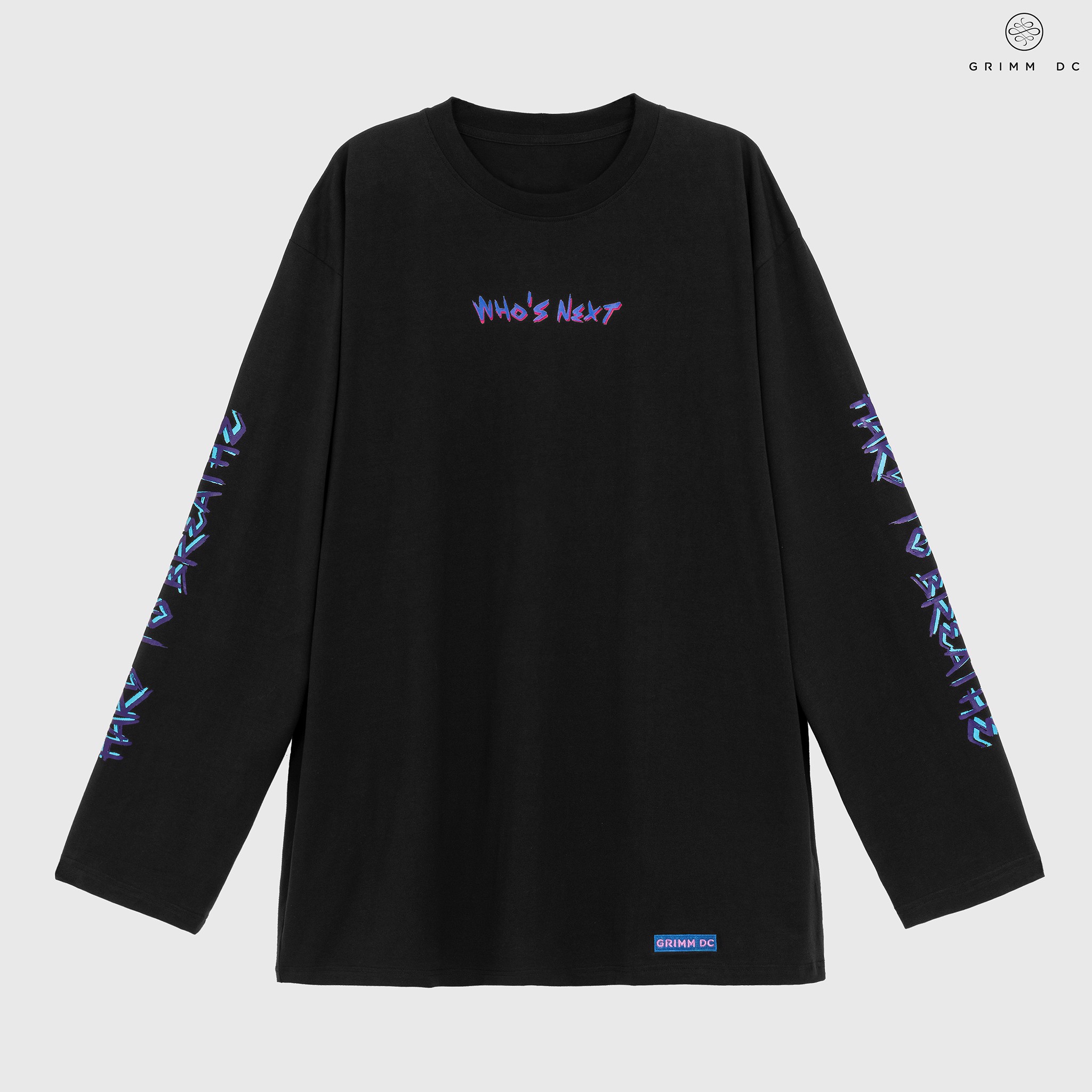 Hard to breathe long sleeve