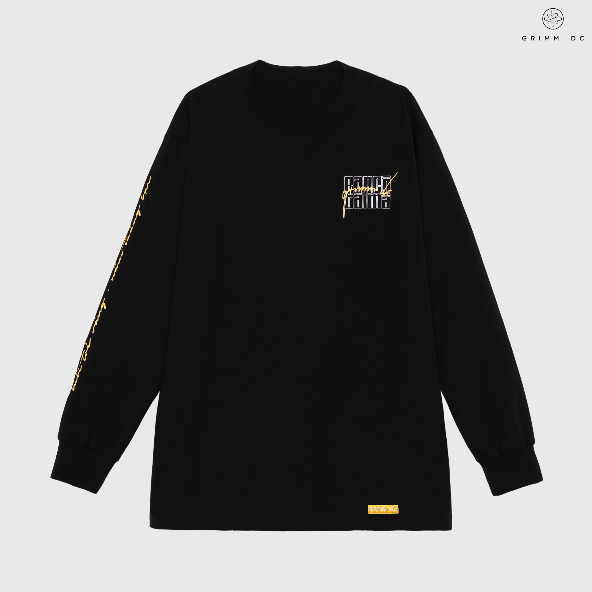 Long sleeve SCHDTX - Black