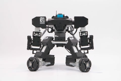 GANKER BATTLE ROBOT (Black)