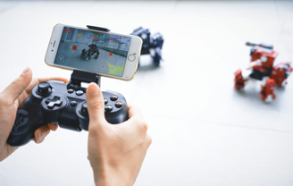 GAMEPAD FOR GEIO ROBOT