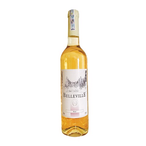 BELLEVILLE ROSE WINE