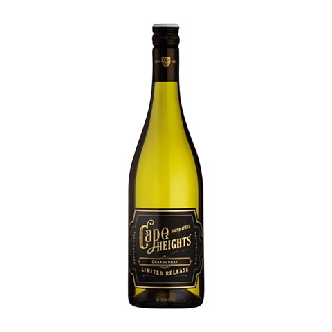 CAPE HEIGHTS LIMITED RELEASE CHARDONNAY 2018