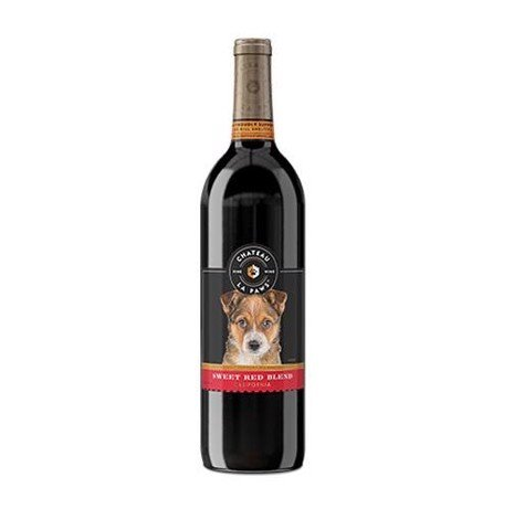 Dailywine - Chateau La Paws Sweet Red