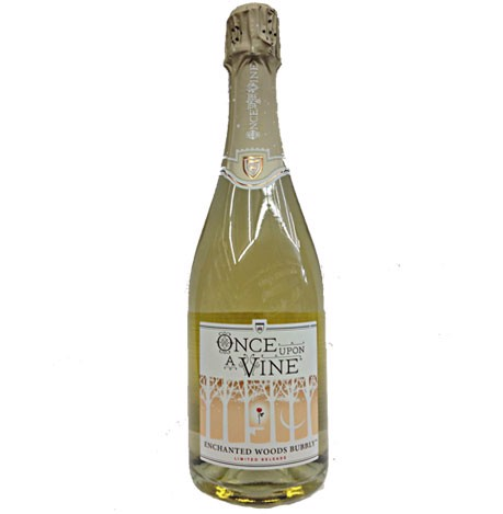 Dailywine - Once Upon A Vine Bubbly 12%