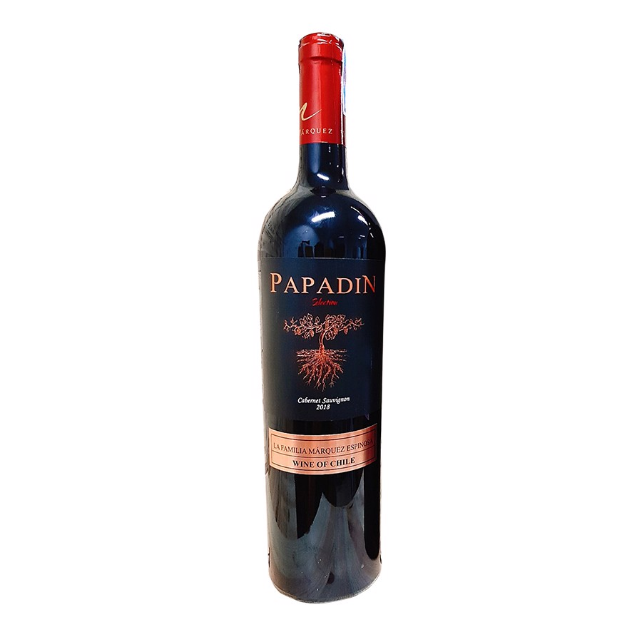 PAPADIN SELECTION CABERNET SAUVIGNON 2018