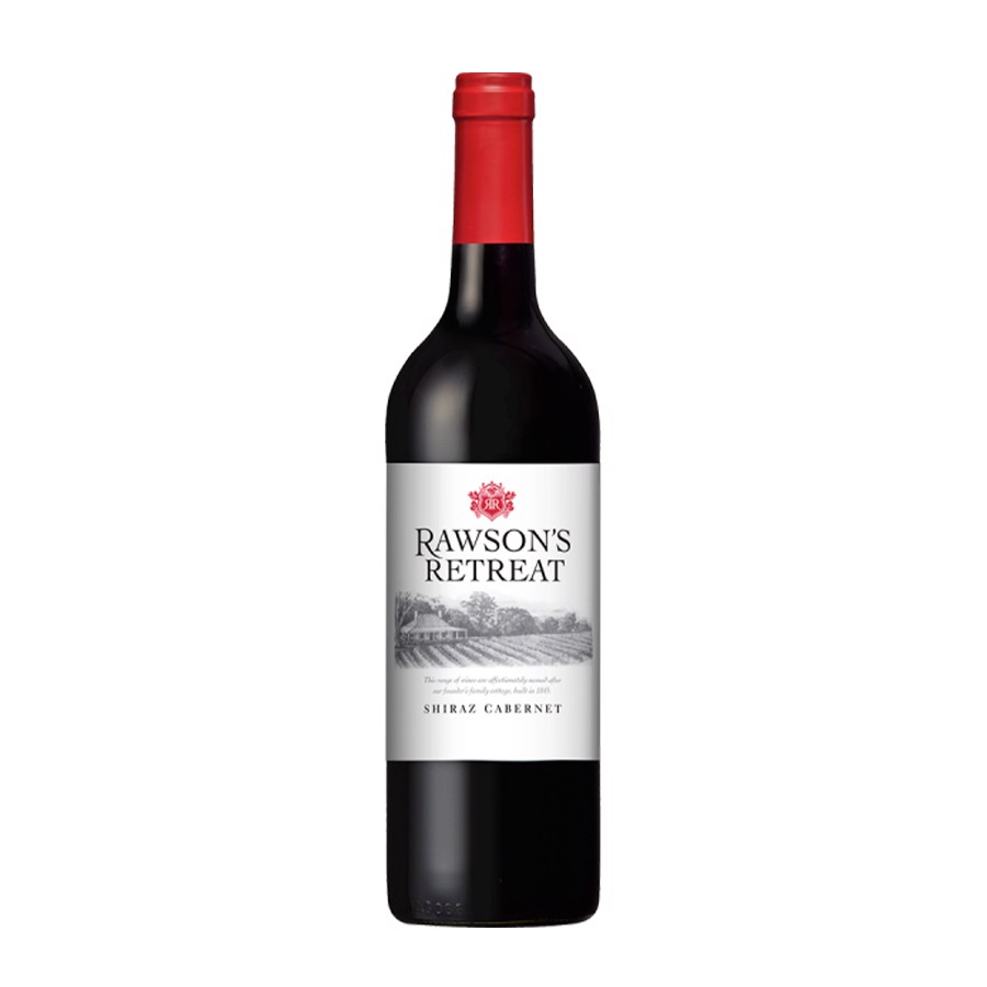 Rawson's Retreat, Shiraz Cabernet, South Eastern