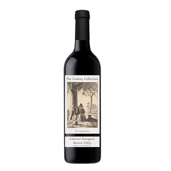 The Lindsay His Only Pair 2015 Cabernet Sauvignon 14.5%
