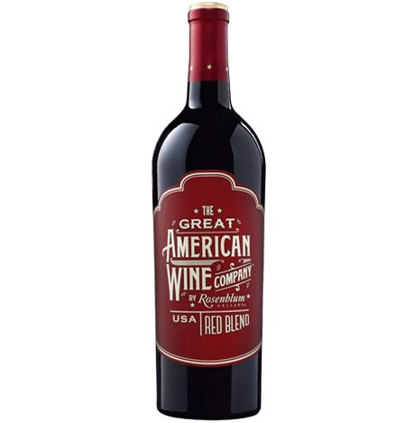 Dailywine - Great American Red Blend 2015