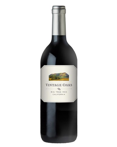 Dailywine - Vintage Oaks Big Tree Red California 2015
