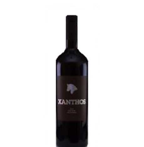 Dailywine - XANTHOS RED WINE CALIFORNIA
