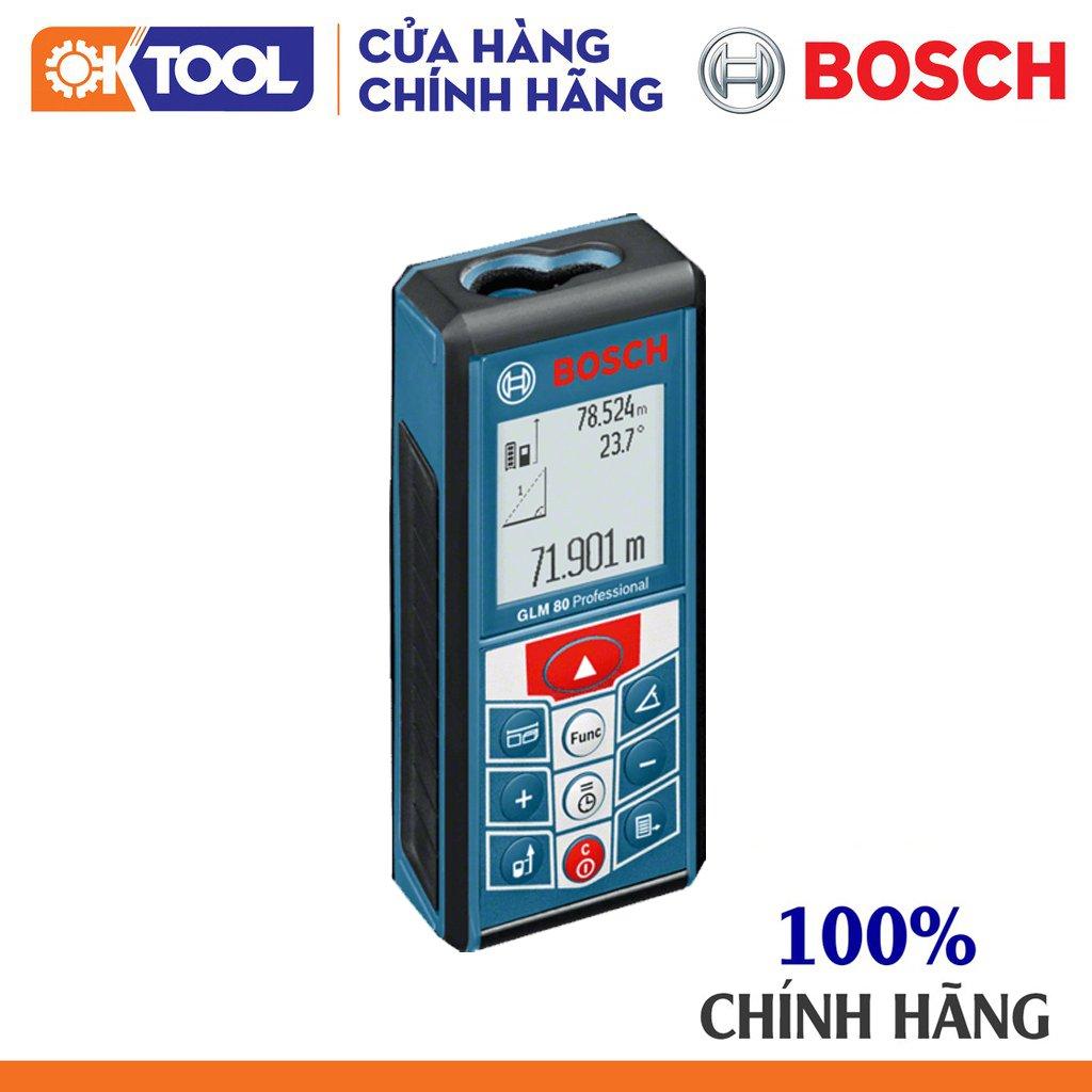 Máy đo Laser BOSCH GLM80