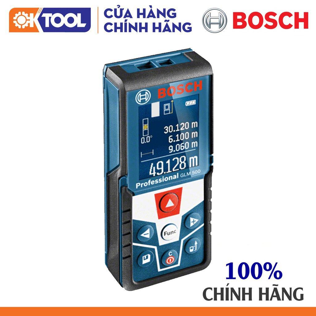 Máy đo Laser BOSCH GLM500 (53X115X32MM)