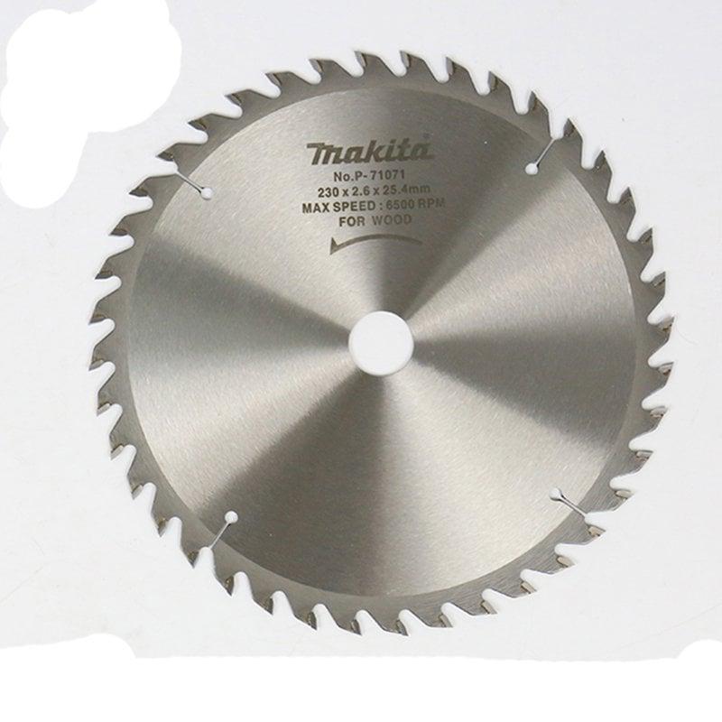 Lưỡi cưa gỗ MAKITA P-71071 ( 230X25.4X40T )