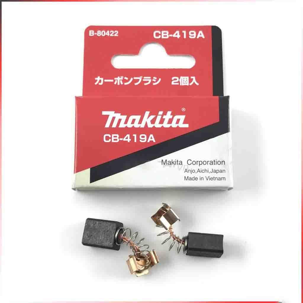 Chổi than MAKITA CB-419A B-80422