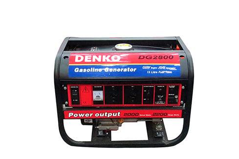 Phát điện chạy xăng DENKO DG2800