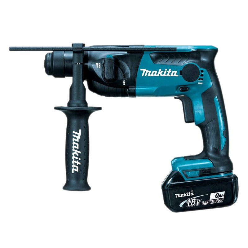 Máy khoan BT PLUS MAKITA DHR165RFE 16MM (18V*2 3.0AH)
