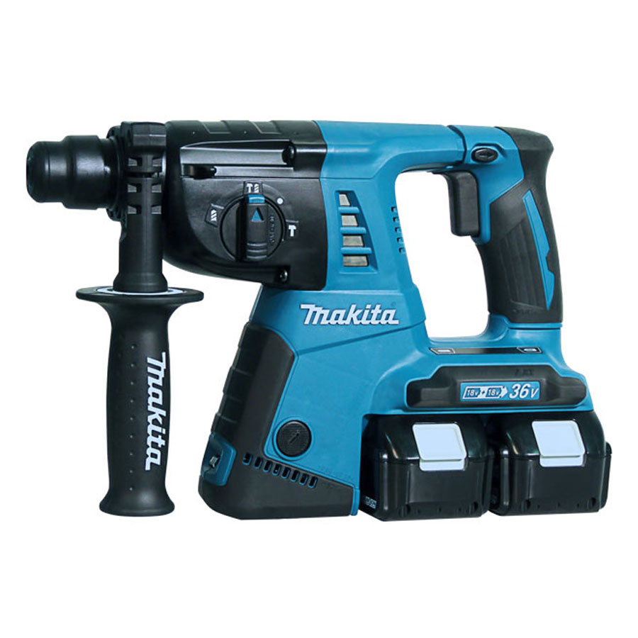 Máy khoan BT PLUS MAKITA DHR263RM2 - 20MM (18V*2 4.0AH)