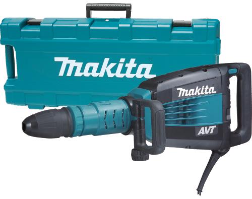 Máy đục bê tông MAKITA HM1214C ( SDS-MAX-1510W )