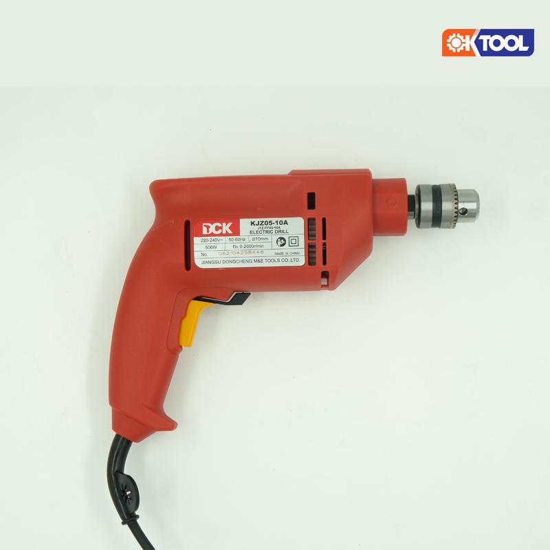 Máy khoan DCK - KJZ05-10A (Đầu khoan dùng khóa)